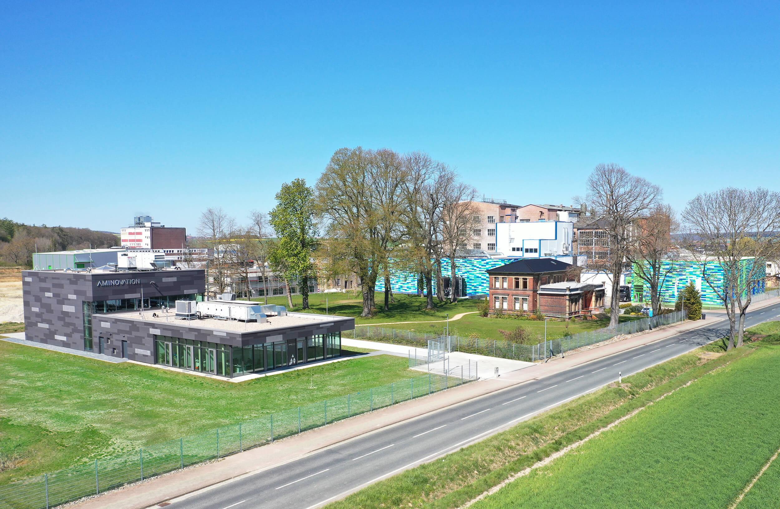 Amino GmbH in Frellstedt