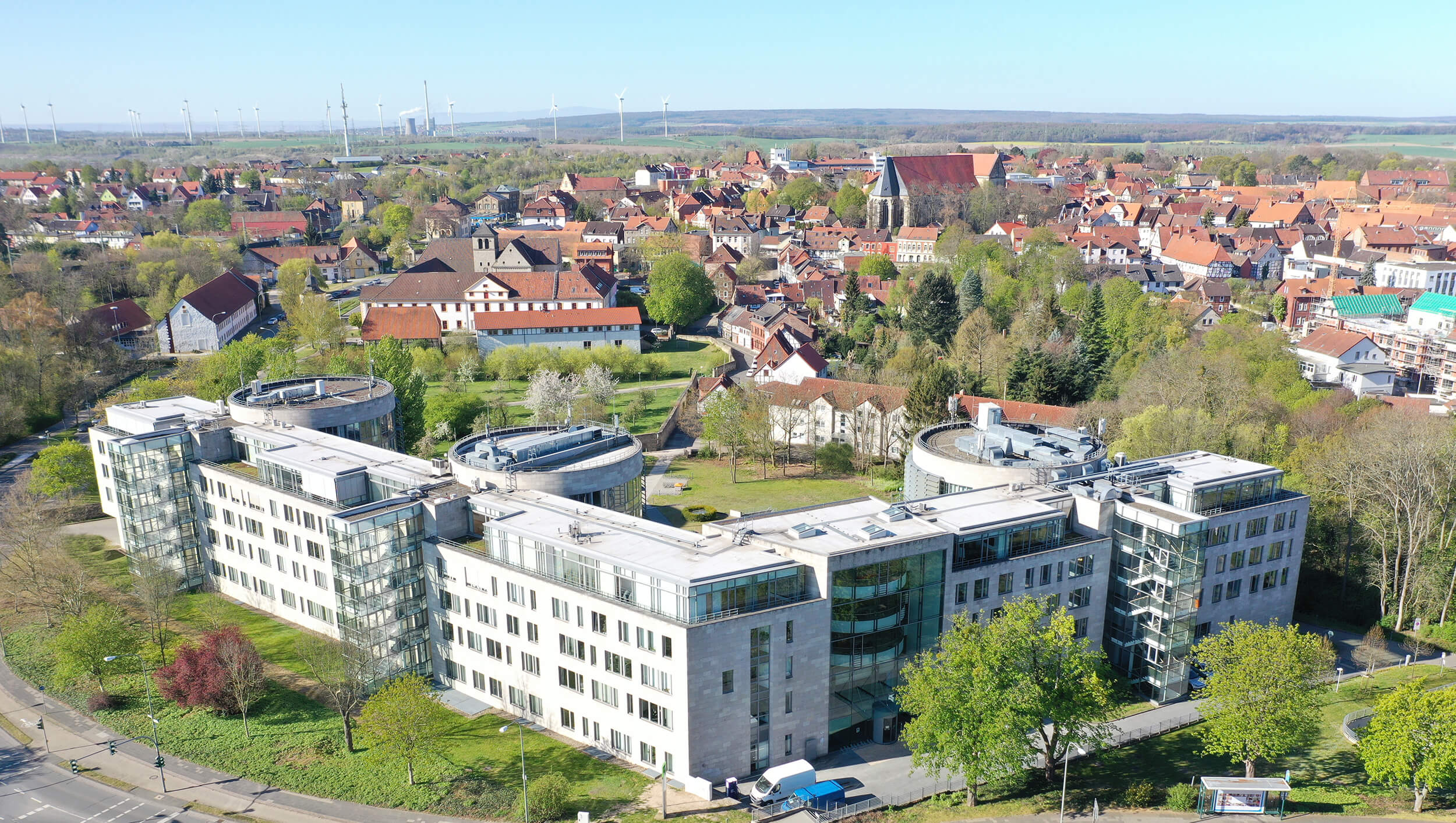 Avacon AG in Helmstedt